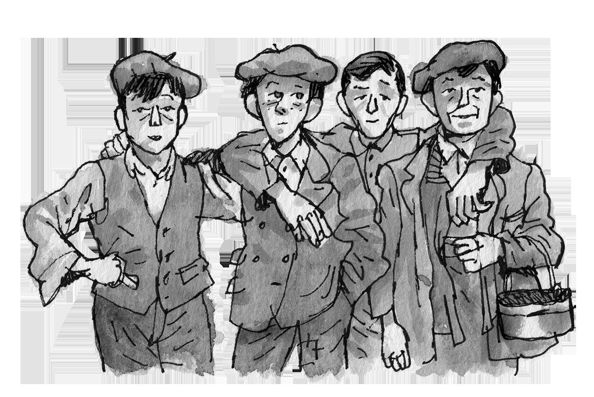 Resultado de imagen de los niños del humo aitana